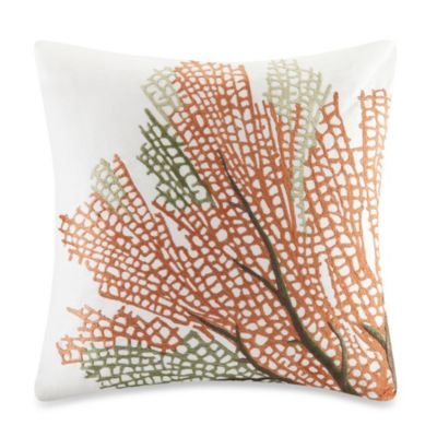 Harbor House Summer Beach Square Throw Pillow Bed Bath And Beyond Canada