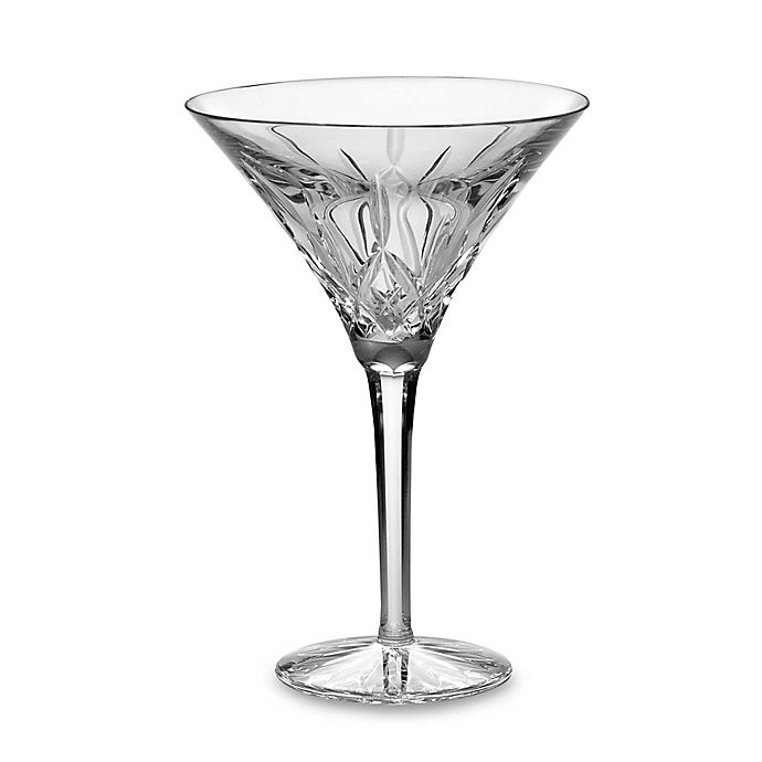 Alternate image 1 for Waterford® Lismore Tall Martini Glasses (Set of 2)