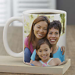Photo Personalized 11 oz. Coffee Mug for Her