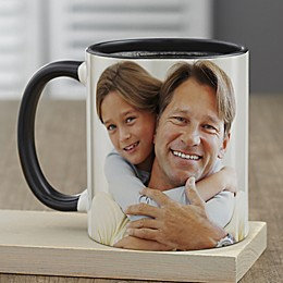 Photo Personalized 11 oz. Coffee Mug for Him