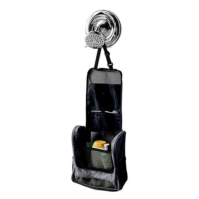 Alternate image 1 for SALT™ Portable Shower Caddy in Grey