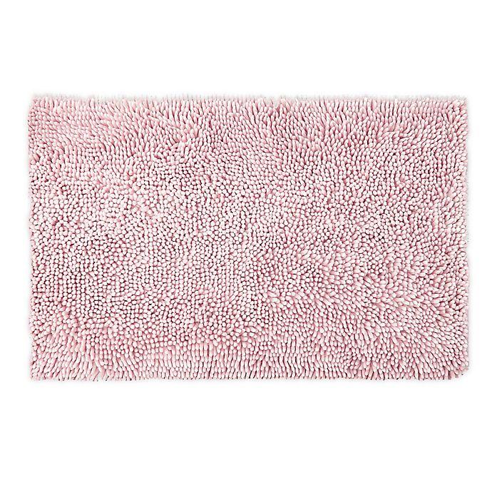 Alternate image 1 for SALT™ Noodle Woven Bath Rug in Blush