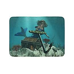 Ambesonne Mermaid 29.5\