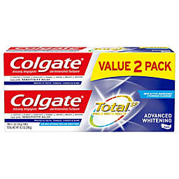 Colgate® Total™ 5.1 oz. Advanced Whitening 2-Pack Toothpaste