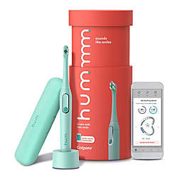 Hum Rechargeable Electric Toothbrush Starter Kit in Teal
