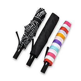 Shedrain® Auto Open & Close Super Slim Compact Umbrella