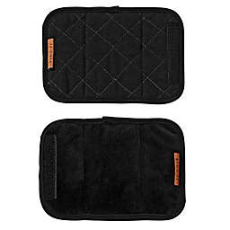 JJ Cole Reversible Strap Covers Blackout Quilted