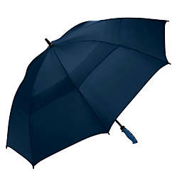 Shedrain® Windjammer® Golf Umbrella in Navy