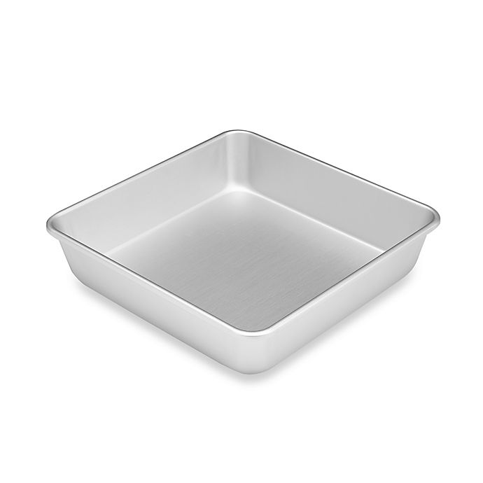 Alternate image 1 for Wilton® Performance 8-Inch x 2-Inch Square Cake Pan