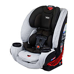 Britax One4Life ClickTight Clean Comfort All-in-One Convertible Car Seat in Light Grey