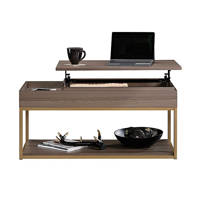 Alternate image 1 for Sauder® International Lux Lift Top Coffee Table