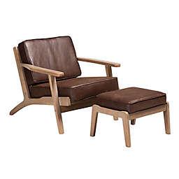 Baxton Studio Felicite Armchair