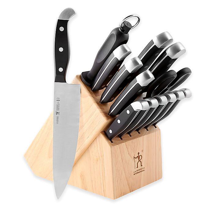 J A Henckels International 174 Statement 15 Piece Knife
