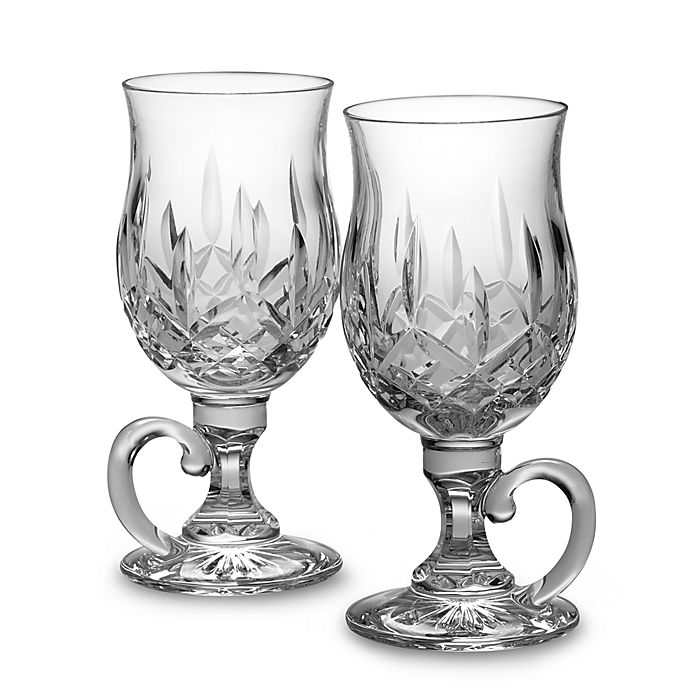 e5f1d7980cf Waterford® Lismore 8-Ounce Irish Coffee (Set of 2) | Bed Bath & Beyond