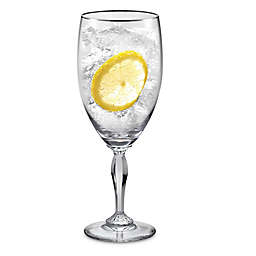 Marquis® by Waterford Allegra Platinum 13-Ounce Iced Beverage Glass