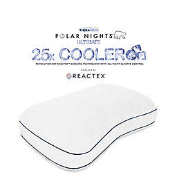 Therapedic® Polar Nights™ 25x Cooling Shoulder Support Bed Pillow