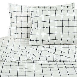 SALT™ Windash 100% Cotton 144-Thread-Count Sheet Set