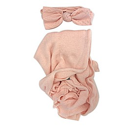 NYGB™ 2-Piece First & Forever Wrap Set in Pink