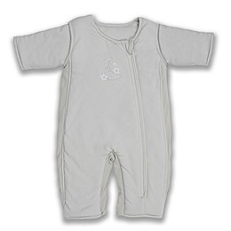 Tranquilo™ Size 3-6M Swaddle Transition Sleepsuit in Grey