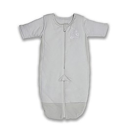 Tranquilo™ Size 0-3M Swaddle Transition Convertible Sleep Suit in Grey