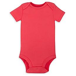 Lamaze® Organic Cotton Bodysuit in Pink/Coral