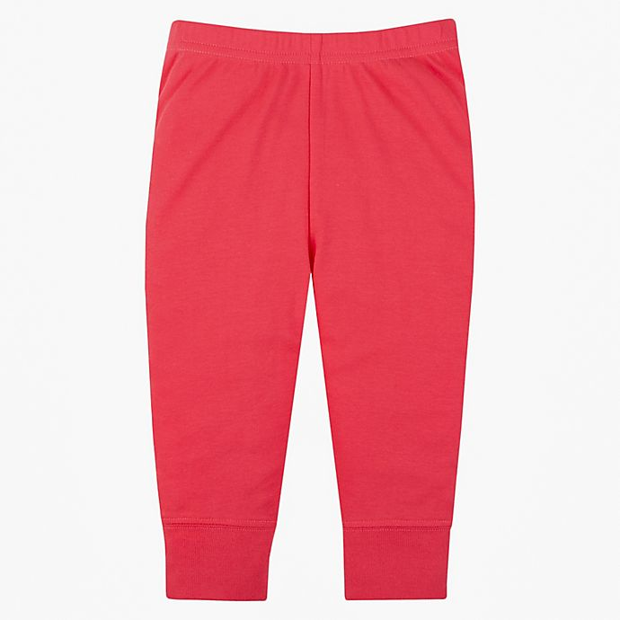 Alternate image 1 for Lamaze® Organic Cotton Pull-On Pant in Coral