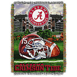 University of Alabama Tapestry Throw Blanket