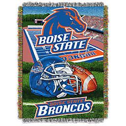 Boise State University Tapestry Throw Blanket