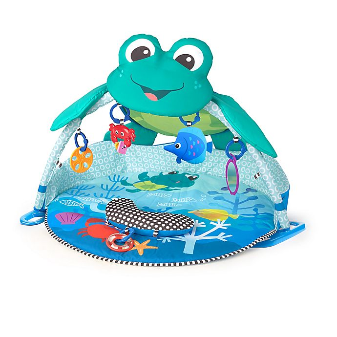 Alternate image 1 for Baby Einstein™ Neptune Under the Sea Lights & Sounds Activity Gym