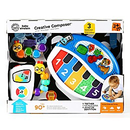 Baby Einstein™ 3-Piece Creative Composer Gift Set