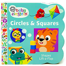 "Cottage Door Press Baby Einstein™ ""Circles & Squares"" Book by Scarlett Wing"