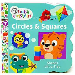 """Cottage Door Press Baby Einstein™ """"Circles & Squares"""" Book by Scarlett Wing"""