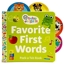 "Cottage Door Press Baby Einstein™ ""Favorite First Words"" Book by Jaye Garnett"