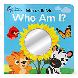 "Baby Einstein™ ""Mirror & Me: Who Am I?"" by Scarlett Wing"
