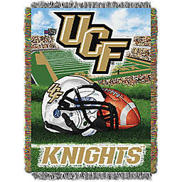 University of Central Florida Tapestry Throw Blanket