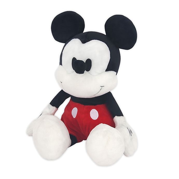Alternate image 1 for Disney® Mickey Mouse Plush Toy