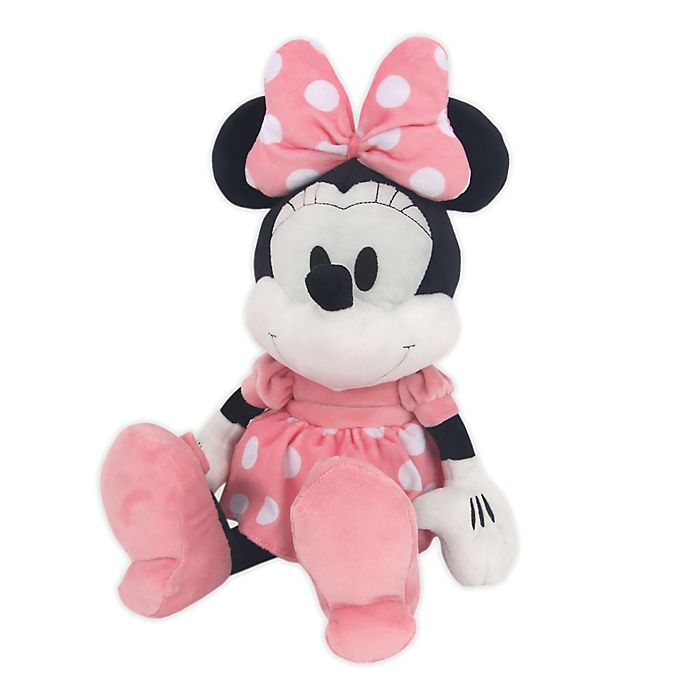 Alternate image 1 for Disney® Minnie Mouse Plush Toy