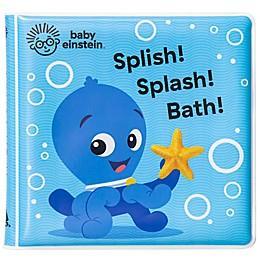 """Baby Einstein™ """"Splish! Splash! Bath!"""" Book"""