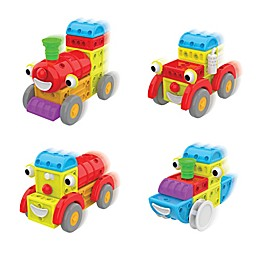 The Learning Journey 4-in-1 Around Town Construction Set