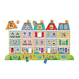 The Learning Journey Create a Scene 60-Piece Neighborhood Puzzle