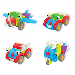The Learning Journey On the Go 4-in-1 Construction Set