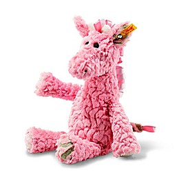 Giselle Giraffe Plush Toy in Pale PInk