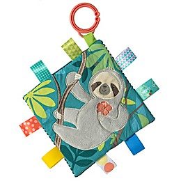 Mary Meyer® Taggies Crinkle Me Molasses Sloth Stroller Toy