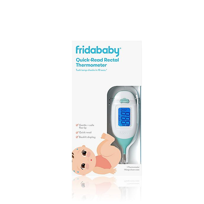 Alternate image 1 for Fridababy® Quick-Read Rectal Thermometer