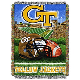 Georgia Tech Tapestry Throw Blanket