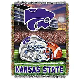 Kansas State University Tapestry Throw Blanket