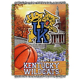 University of Kentucky Tapestry Throw Blanket