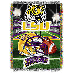 Louisiana State University Tapestry Throw Blanket