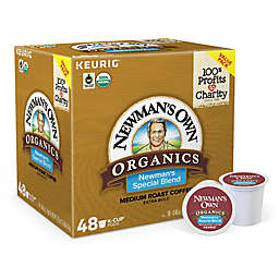 Newman's Own® Organics Special Blend Coffee Keurig® K-Cup® Pods 48-Count
