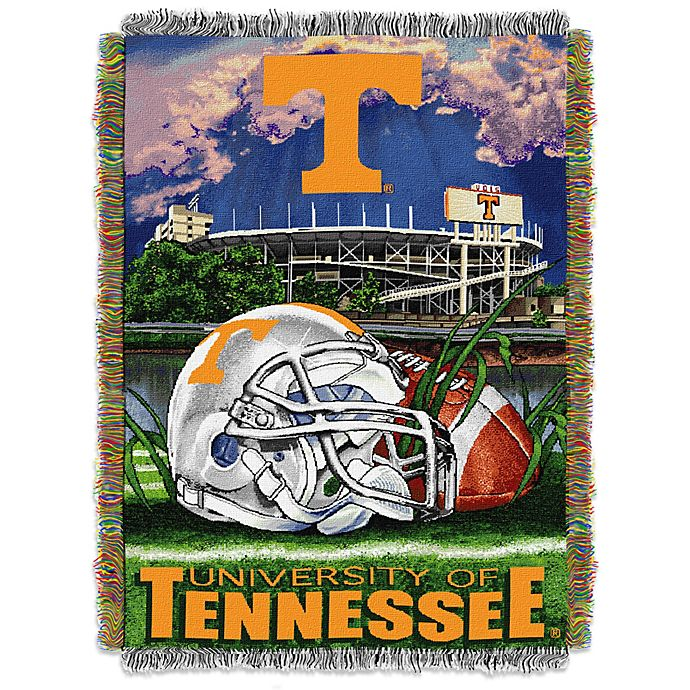 University Of Tennessee Tapestry Throw Blanket Bed Bath Beyond